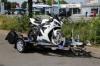 Verkauf Motorradanhänger
